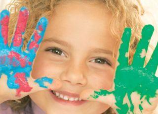 maluch, farby, malowanie