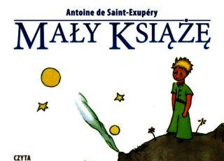 Mały książę, audiobook, audiobook dla dzieci