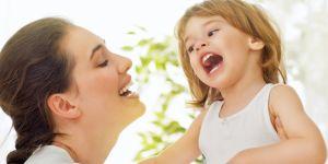 mama, dziecko, bunt dwulatka, radość