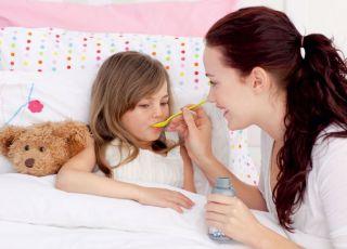 domowy syrop dla dzieci
