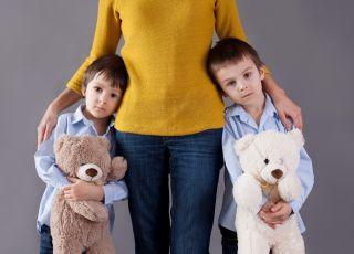 mama i synowie