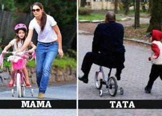 mama kontra tata