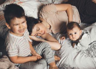 Mama, która ma dość swoich dzieci