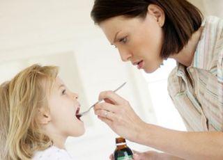 mama, maluch, lekarstwa, choroba