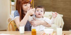 mama, niemowlę, kuchnia dla dziecka, słoiczek, dania gotowe