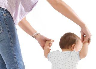 Pierwsze kroki - jak zadbać o bezpieczeństwo dziecka?
