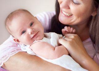 mama, niemowlę, rozwój mowy