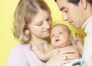 mama, tata, noworodek