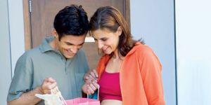 mama, tata, rodzice, ciąża, zakuypy, wyprawka