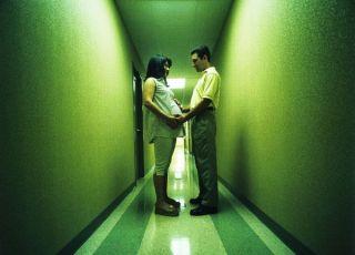 mama, tata, szpital, ciąża