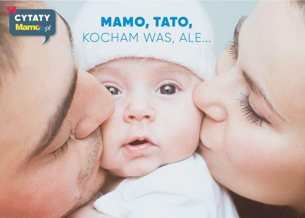 mamo tato kocham was cytaty mamotoja.pl Korczak mądry mem