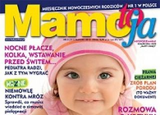mamo to ja, czasopismo dla rodziców
