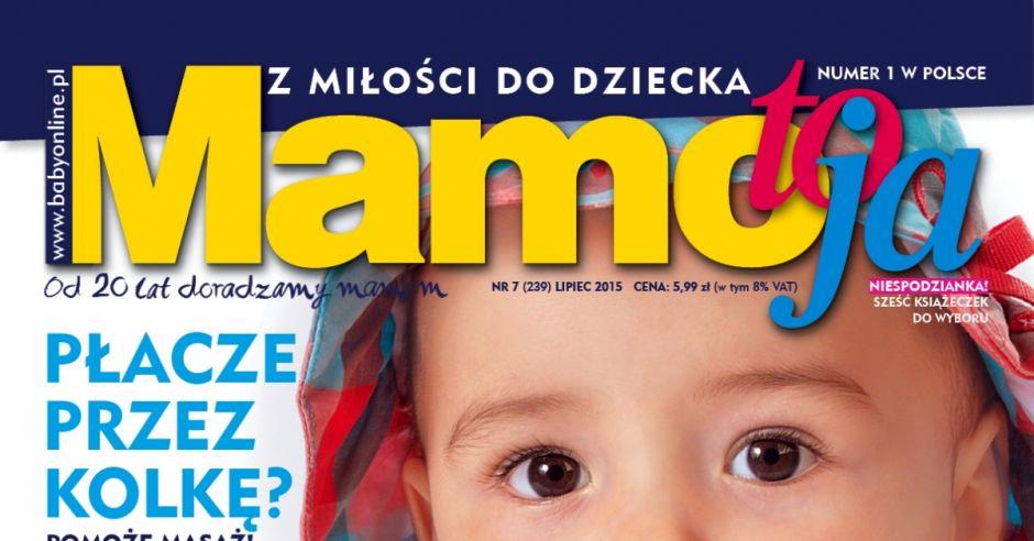 Mamo, To Ja, lipiec 2015