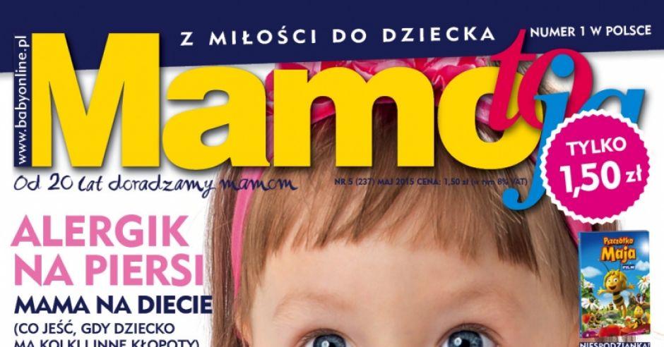 Mamo To Ja maj 2015