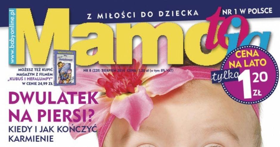 Mamo, To Ja  sierpień 2014