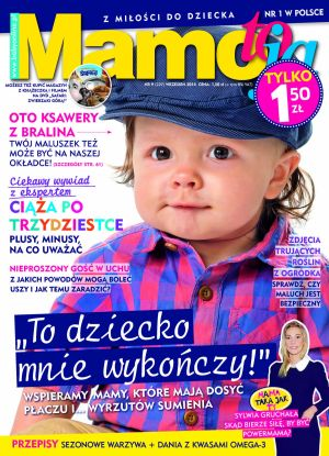 Mamo, To Ja wrzesień 2014