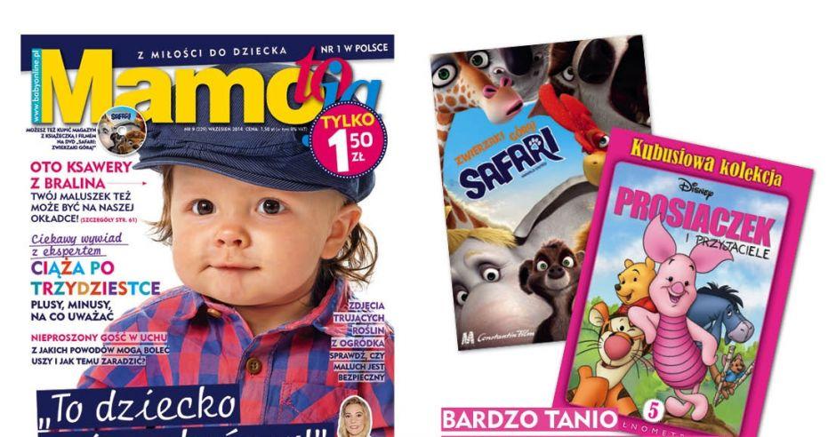 Mamo To Ja wrzesień 2014