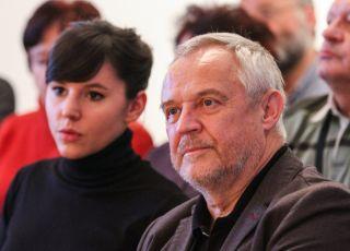 Marek Konrad i Antonina Turnau