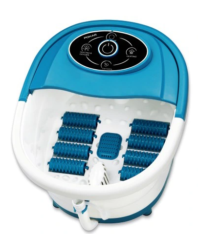 pomysł na prezent dla przyszłej mamy - masażer do stóp