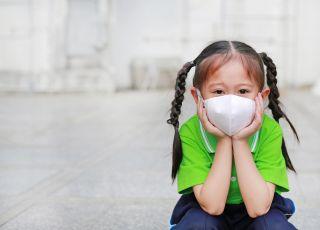 maseczki antysmogowe dla dzieci