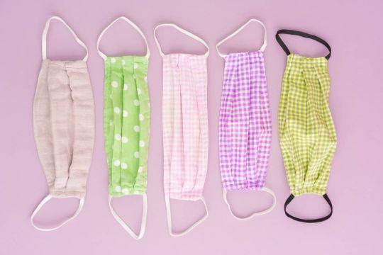 maseczki materiałowe dla dzieci