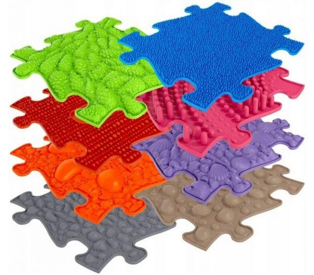 zabawki dla dzieci z autyzmem mata sensoryczna
