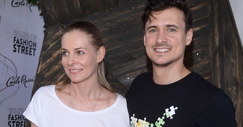 Mateusz Damięcki zostanie ojcem