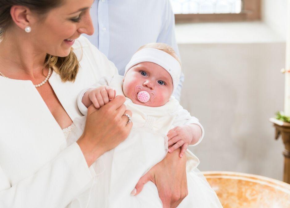 matka chrzestna w ciąży