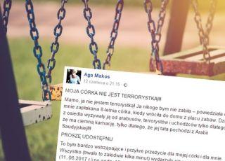 Matka dyskryminowanego dziecka apeluje do internautów