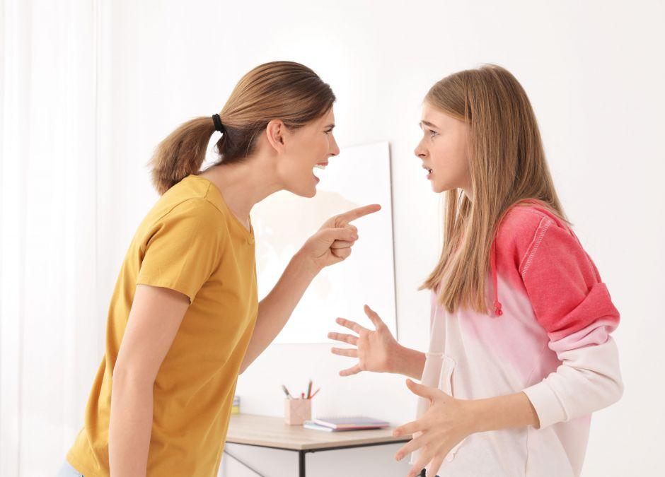 Matka, która przelewa na córkę swoje niespelnione ambicje