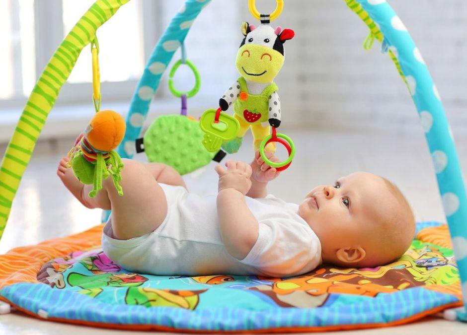 Maty edukacyjne dla niemowląt w ofercie Lidla