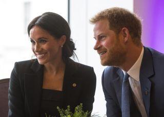 Meghan i Harry pokazali zdjęcie synka