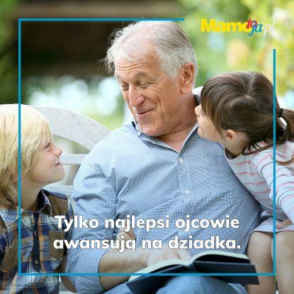 Memy na Dzień Babci i Dziadka - najlepsi ojcowie awansują na dziadka