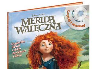 Merida Waleczna, filmy Disneya, filmy dla dzieci, filmy animowane