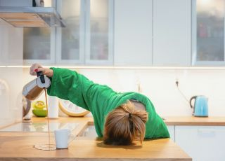 Mężowie częściej niż dzieci powodują stres u kobiet