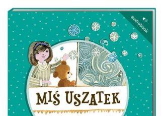 Miś Uszatek, audiobook, audiobook dla dzieci