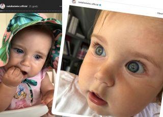 Mia mała córeczka Natalii Siwiec rośnie jak na drożdżach