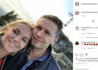 Michał Chorosiński wybaczył żonie zdradę