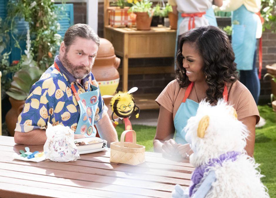 Michelle Obama w nowym programie Netfliksa dla dzieci