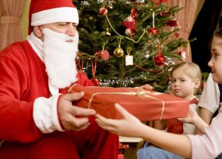 Jak udawać Mikołaja, co mówi Mikołaj jak przychodzi do dzieci, jak się przebrać za Mikołaja