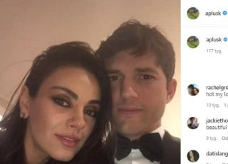 Mila Kunis i Ashton Kutcher nie kąpią swoich dzieci