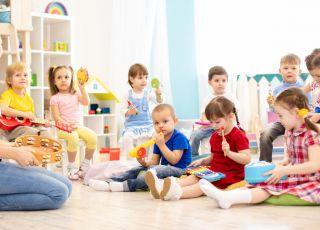 Mimo koronawirusa w przedszkolu rodzice nie chcą przebadać dzieci
