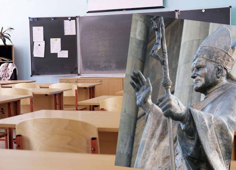 Minister Edukacji chce, by encykliki papieskie były we fragmentach w podręcznikach
