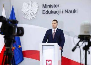 Minister Edukacji o planach resortu na 2021 rok