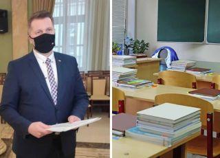 Minister Edukacji o powrocie uczniów do szkoły