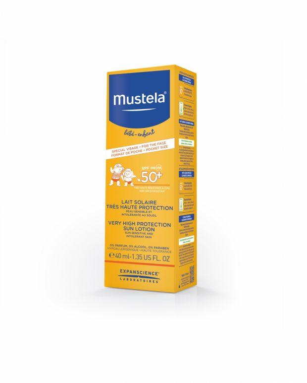 Mleczko przeciwsłoneczne  Mustela Etui lait-sol-40.jpg