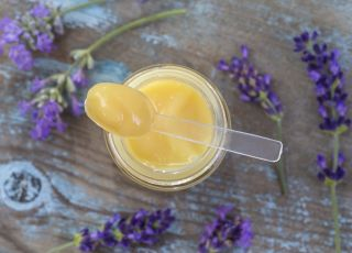 mleczko pszczele