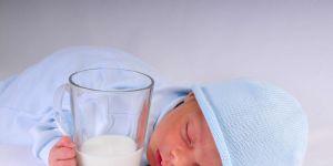 mleko dla dziecka