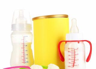 mleko modyfikowne, jak zrobić mleko dla dziecka