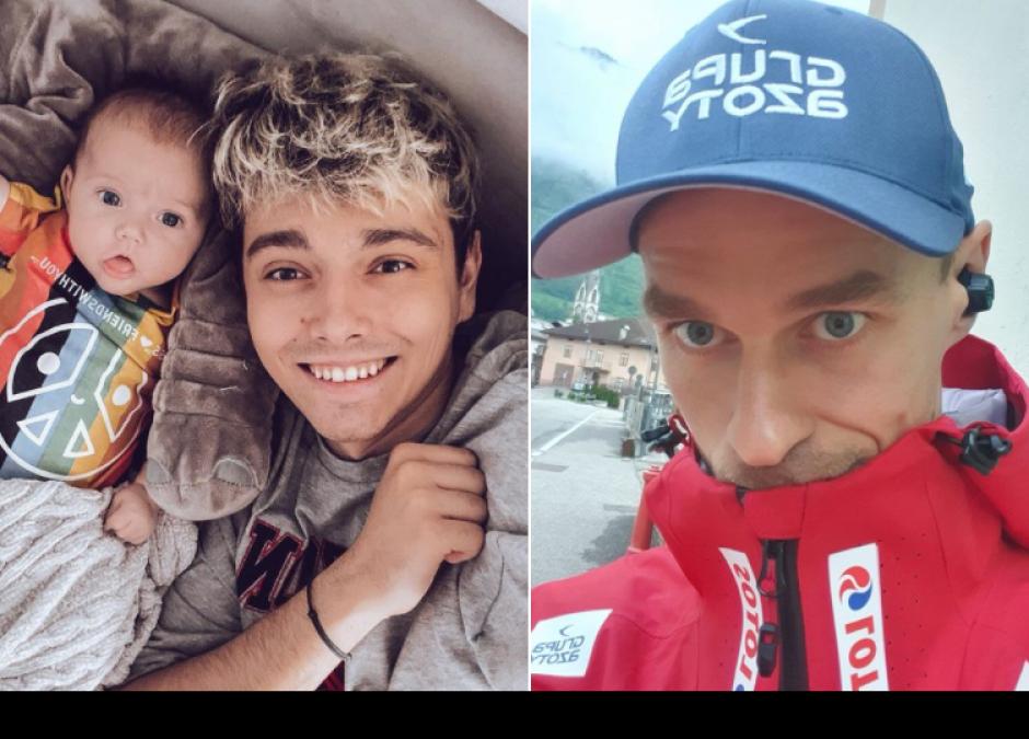 młodzi polscy ojcowie